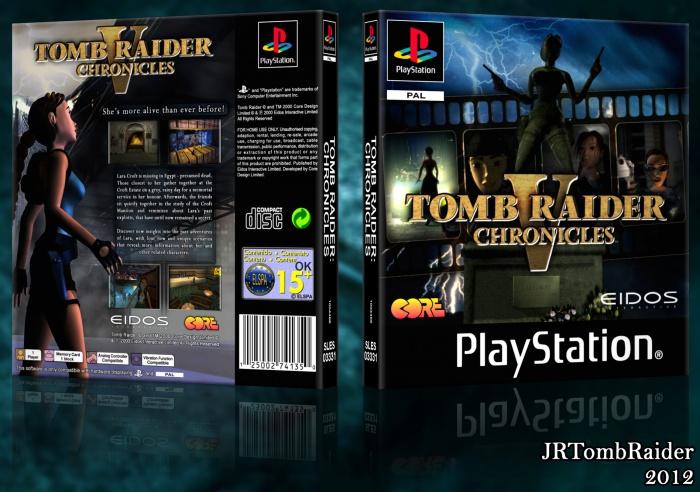 Tomb Raider 5 Chronicles U Iso Psx Isos Emuparadise